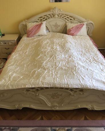 Комплект покривало і подушки
