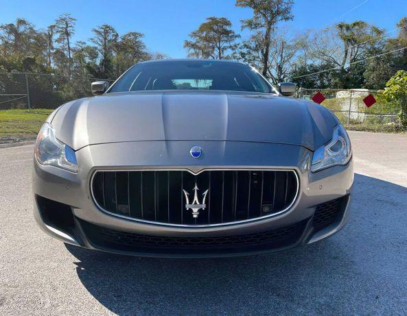 Maserati Quattroporte Q4 2015