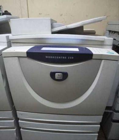 Xerox 238 А3 ч\б продам на запчасти