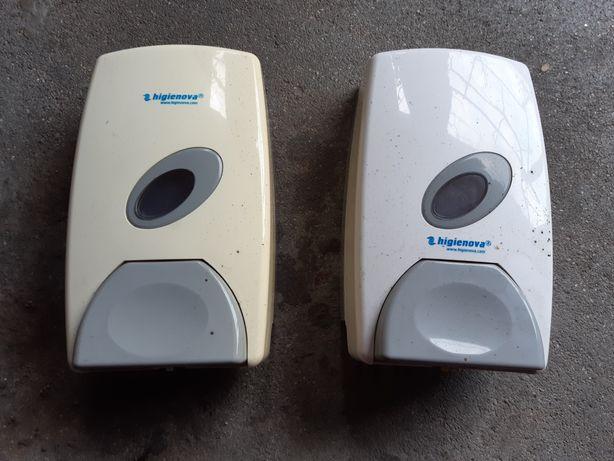 Dispensador de sabonete/álcool gel