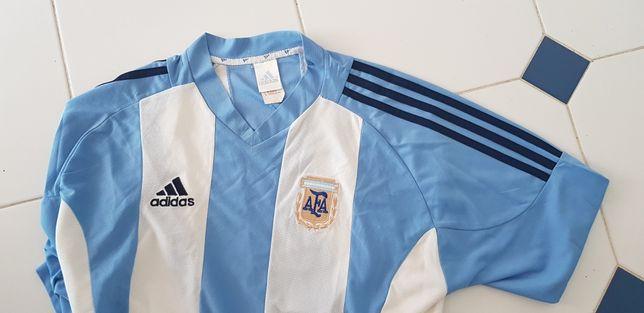 Camisola Futebol Adidas XL Argentina
