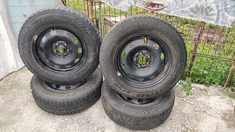 Диски R14,  5*100 (оригинал) VAG и шины: вместе или по отдельности