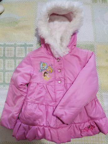 Курточка для девочки Disney store princess
