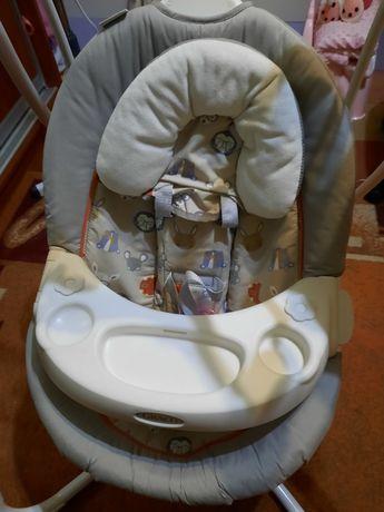 Крісло-гойдалка для новонароджених!!