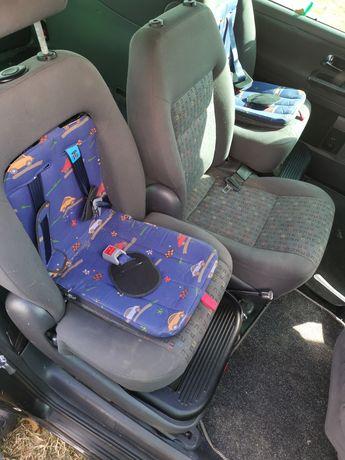 Vw sharan lift family fotel fotelik dla dzieci