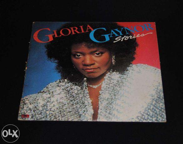 LP Gloria Gaynor - Stories