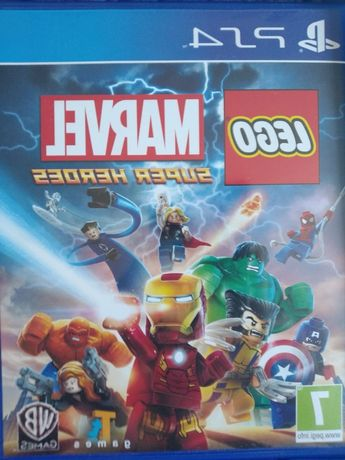 PS4 LEGO Marvel Heroes