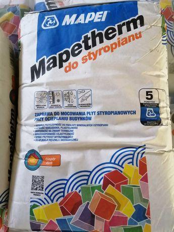 Zaprawa klej do styropianu Mapei Mapetherm 25 KG