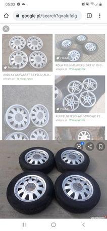 """Alufelgi Audi 5x112 15"""""""