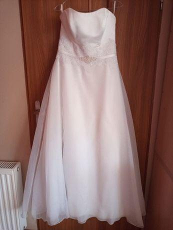 suknia ślubna rozmiar 38/40, wzrost 170cm