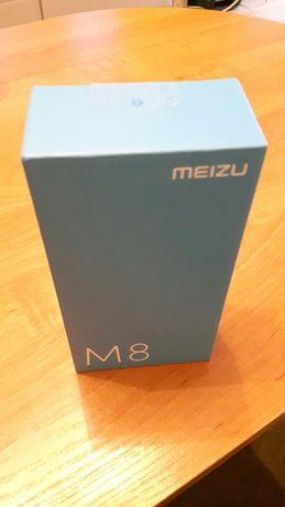 Nowy smartfon Meizu M8 niebieski nieużywany!