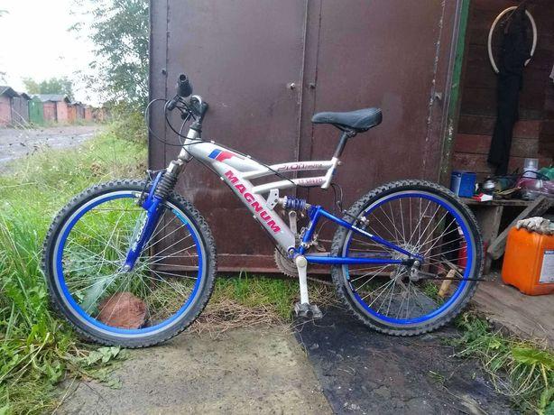 Велосипед  спортивний з європи 24 колеса