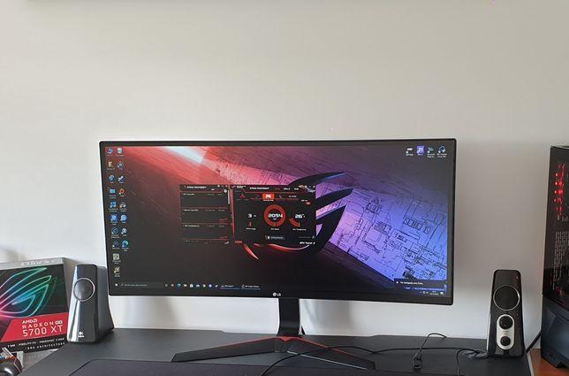 "Monitor LG 34"" Ultra Wide"