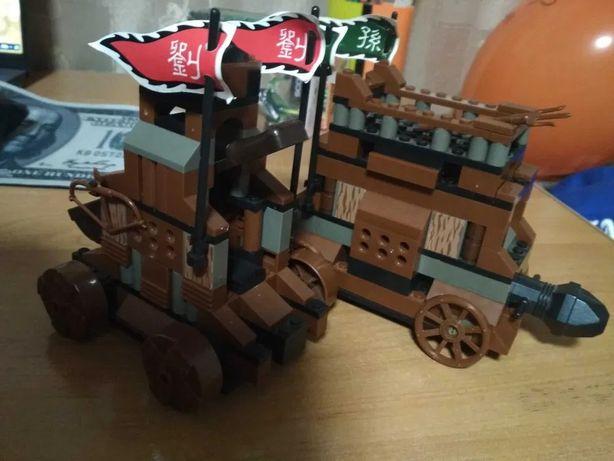 Лего аналог боевые машины