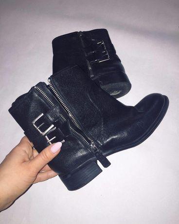 Кожаные ботиночки Nine West