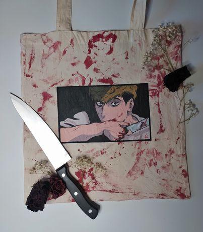 Еко-сумка, Шопер з О Сану ручного розпису