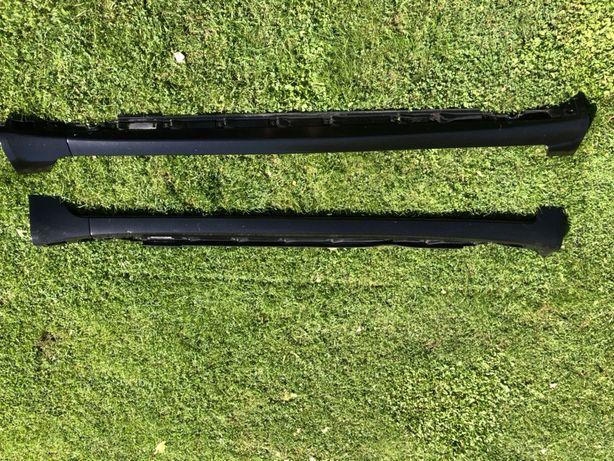 Listwa progowa nakładka osłona Seat Exeo LC9Z lewa