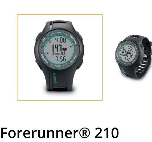 Vendo relógio Garmin forerrunner 210 w