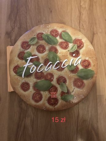 Nowa książka z przepisami Focaccia