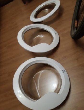 Дверца люка стиральной машинки indesit, в наличии много запчастей