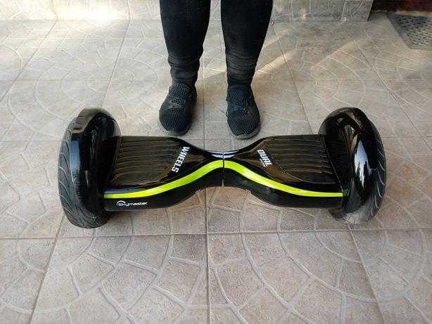 DUŻA deskorolka elektryczna do 100 kg