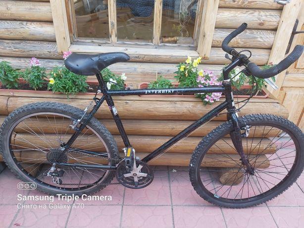 Горный велобайк Inter baik Swiss из Германии
