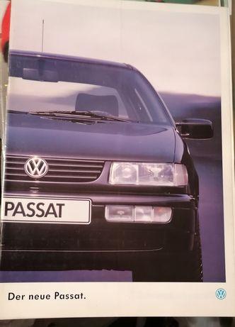 Prospekt VW Passat B4