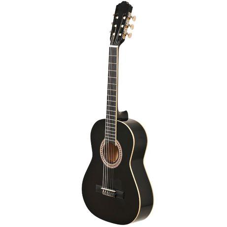 Gitara klasyczna EVER PLAY EV-125 4/4 czarna