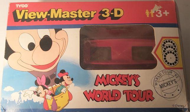 Wiew - Master 3D Vintage Para Colecionador