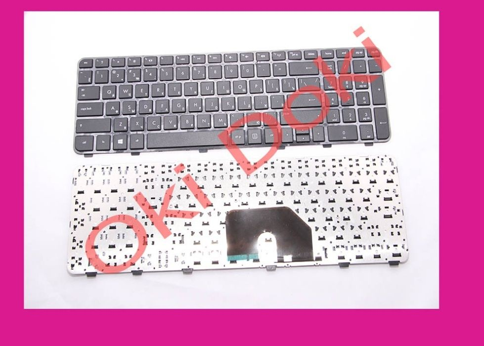 Клавиатура HP Dv6-6b01 6029 6030 6031 6b03 6029 6b52 6153 6102 6175 61 Харьков - изображение 1