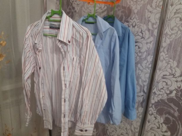 рубашки для мальчика, школьника