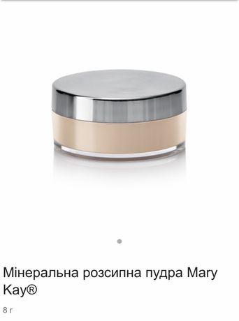 Мінеральна пудра MARY KAY
