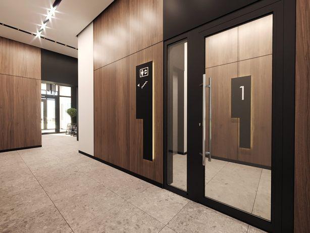 Нова 2-кімнатна квартира 67м2, ЖК Бетховен, поряд магазини, парки, ТЦ