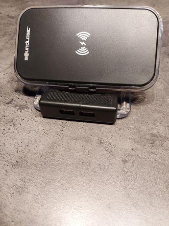 Ładowarka bezprzewodowa do telefonu iPhone IIX,X Samsung S6/7/8