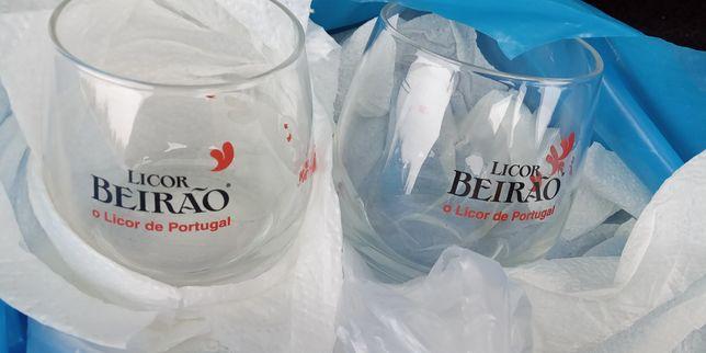 mundial 2004 McDonald's Beirão, Beileys copos edição limitada