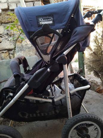 продам коляску Quinny Freestyle с люлькой
