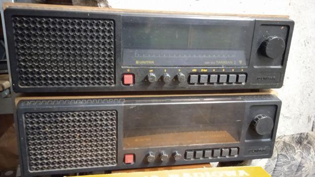 Radio unitra diora Taraban 2 R-502 2 sztuki
