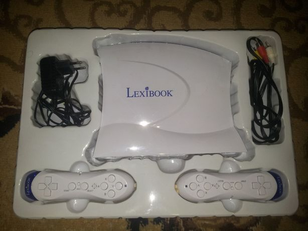 Ігрова приставка lexibook