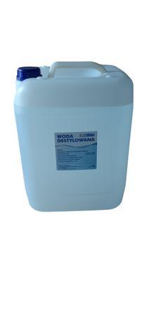 Woda demineralizowana/destylowana 20L
