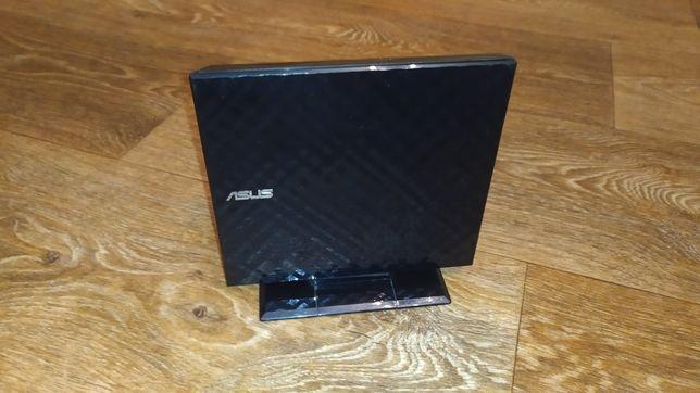 DVD-RW ASUS, DVD+R зовнішній поистрій для читання дисків.