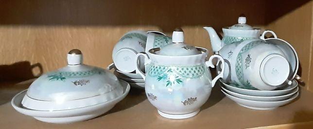 Чайний сервіз на 6 персон