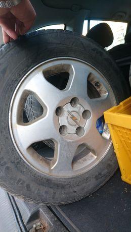 5x110 kola aufelgi aluminiowe.