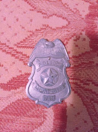 Значок    POLICE