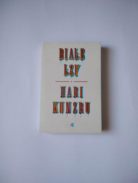 NOWA Białe łzy Hari Kunzru książka Wydawnictwo Wab G40