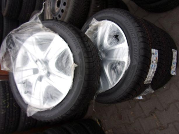 Nowe koła zimowe strukturalne 5x115 Opel 215/50/17 Bridgestone