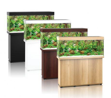 NOWY zestaw Juwel RIO 240 LED (240l) z szafką, różne kolory