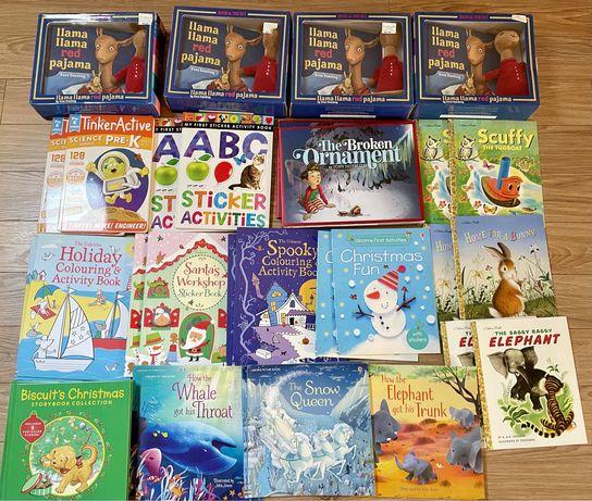 Детские книги на английском языке / English children books