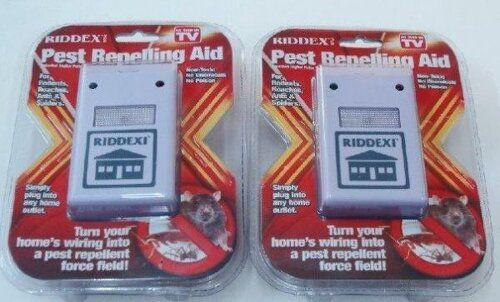 Отпугиватель грызунов и насекомых Riddex Pest Repelling универсальный