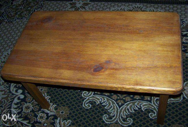 Журнальный стол из натурального дерева АКЦИЯ!!!
