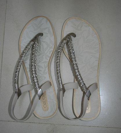 Sandálias brasileiras Grendha